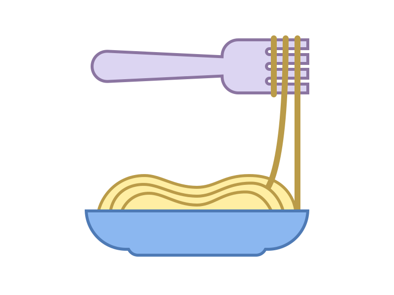 Acini di Pepe Pasta with Garlic and Olives